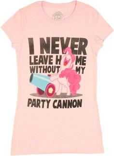 Shop for the My Little Pony Party Cannon Baby Tee today. This is an officially licensed My Little Pony Baby Tee available at Stylin Online now. My Little Pony Shirt, My Little Pony Baby, My Little Pony Birthday, Little Pony Party, My Little Pony Friendship, Rainbow Dash, Cute Outfits, Girly, Pinkie Pie