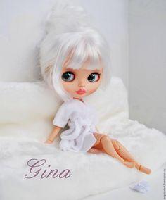 Doll Clothes Barbie, Barbie Dolls, Pretty Dolls, Beautiful Dolls, Ooak Dolls, Blythe Dolls, Wedding Doll, Cute Couple Art, Poppy Parker