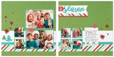 www.cropcraftcreate.com Create this layout in moments with CTMH's Workshop Your Way instructions - this is layout 2 of 3.