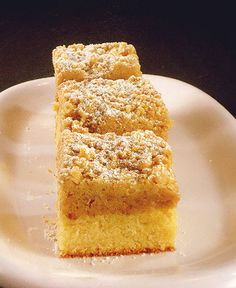 One Perfect Bite: Coffee Crumb Cake