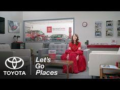 Waiting Room :15   Toyota Express Maintenance   Toyota - YouTube  http://www.earnhardttoyota.com