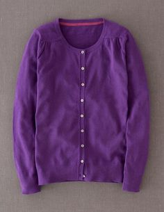 Pretty Piped Cardigan #BodenClothing