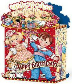 Image result for Happy Birthday mary engelbreit