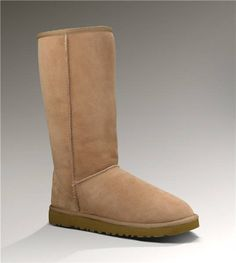 UGG Tall Classic 5815 Mushroom Boots $105.00