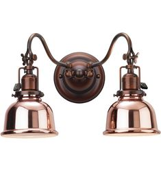 FORDS MILL DOUBLE 2 1/4IN SCONCE Classic Swing-Arm Wall Sconce Item # A0670