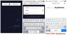 uber ingyenes utazás