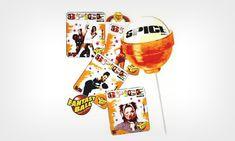 Os fãs da banda Spice Girl eram apaixonados pelo pirulito Fantasy Ball. Todos os envelopes vinham com uma figurinha