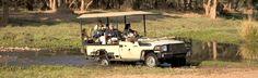 Zambezi Kulefu Camp - A Luxury Safari Camp in the Lower Zambezi National Park