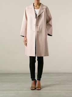 MARNI EDITION - Pink Lambskin Duster?  What's not to like...
