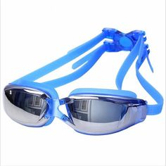 Professional Swimming Goggles Men Women Anti-fog UV Protection Swimming Goggles Waterproof Silicone Swim Glasses Adult Eyewear