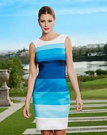 Un Mundo dress