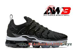 info for 1ff51 19565 Chaussures de BasketBall Pas Cher Pour Homme 2019 Nike Air VaporMax Plus  Noir Blanc 924453-