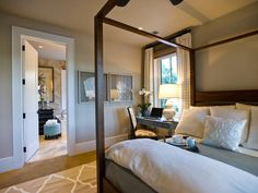 - HGTV Dream Home 2013: Master Suite Bedroom Pictures on HGTV