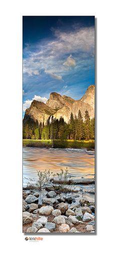 Yosemite Valley, California, USA.
