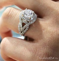 Bling Goals: 12 Engagement Rings Worthy of a 'Yes'