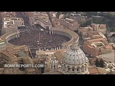 http://en.romereports.com St. Peter's Square is more than just a monument. It's also the gateway to the Vatican City. Past the monumental square, the laws of other countries give way to the laws of the Vatican City State.