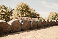 Rustic Fall Wedding // Oklahoma wedding photography, Oklahoma brides, rustic weddings