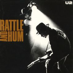 Carátula Interior Frontal de U2 - Rattle And Hum