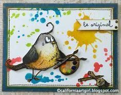 Image result for tim holtz crazy dogs cards