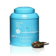 THÉ DU HAMMAM green tea - Palais Des Thes
