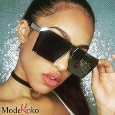 Lunettes de soleil femme, lunettes de soleil homme, lunettes à verres  transparents, lunettes 60daf124379e