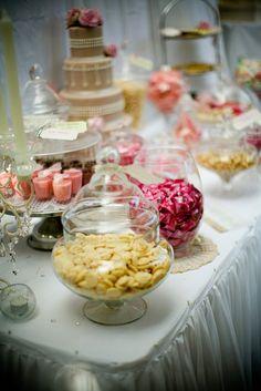 Vintage Wedding Lolly Buffet