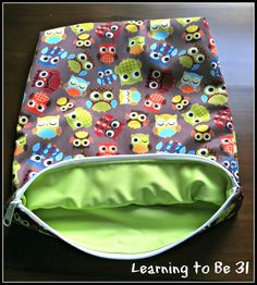 Elly diapers on Etsy