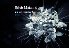 Erick Matsanza's page on about.me – http://about.me/matsanza