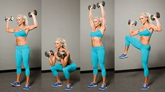 I love exercises that involve lots of muscle groups!