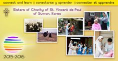 Connect and Learn: Sisters of Charity of St. Vincent de Paul of Suwon in Korea - FAMVIN News #YVC2015 #ConnectLearnYVC