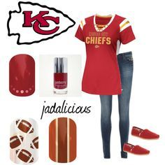 chiefs jamberry - Google Search