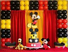 ideas disney cruise door decorations template mice for 2019 Festa Mickey Baby, Mickey Mouse Theme Party, Mickey Mouse Birthday Decorations, Mickey 1st Birthdays, Fiesta Mickey Mouse, Mickey Mouse First Birthday, Mickey Mouse Baby Shower, Mickey Mouse Clubhouse Birthday Party, Mickey Mouse Backdrop