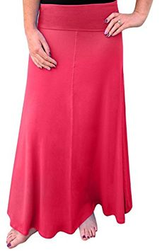aae85e2b20d Kosher Casual Women s Modest Long Flowing Maxi Skirt at Amazon Women s  Clothing store