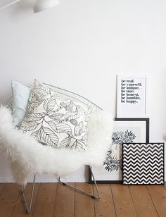 Art For The Home: Filling Frames