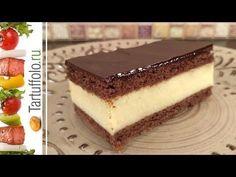 Торт ПТИЧЬЕ МОЛОКО за 15 минут! Без Выпечки. Нежный и очень вкусный! - YouTube