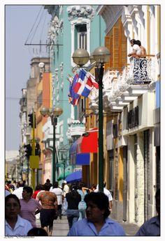 Historic Lima, Peru Copyright: Assi Dvilanski