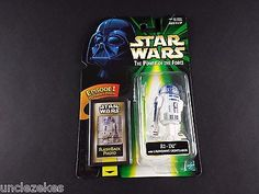 Star Wars Hasbro R2-D2 with Launching Lightsaber Action Figure