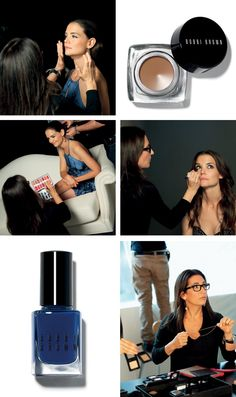 Bobbi Brown Navy and Nude collection