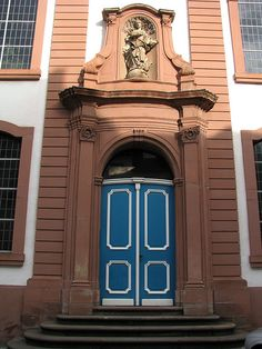 facade, Trier, Germany by j.labrado, via Flickr