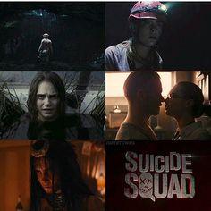 Cara in the Suicide Squad trailer #dc #batman #suicidesquad #skwad #joker #harleyquinn #katana #enchantress #boomerang #killercroc #eldiablo #slipknot #rickflagg #deadshot #deathstroke #jaredleto #margotrobbie #willsmith #scotteastwood  #jayhernandez