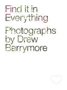 Find it in everything by Drew Barrymore @ #wishgifts