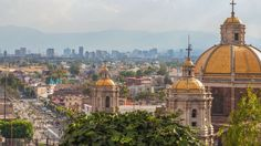 Mexico - Mexico City, Oaxaca, Chiapas and Tulum - #OurLadyofGuadalupeCathedral, #MexicoCity, #Mexico #Steppes  This journey begins in Mexico City staying in the fashionable #PolancoDistrict.  Visit the historic centre and the fascinating anthropology museum as well as the incredible site of #Teotihuacan home to the world's 3rd and 4th largest pyramid structures.