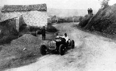 Tazio Nuvolari - Alfa Romeo 1750, 1930 Targa Florio