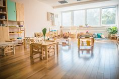 I Believe in Montessori: A tour of the Montessori 0-3 environment at Montessori Doma