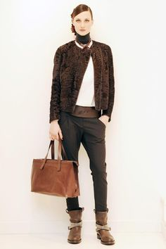 Brunello Cucinelli Fall 2013 RTW Collection - ... | Style and Inspir ...