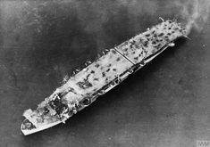 Shimane Maru was the lead ship of her class of escort carriers for the Imperial Japanese Navy (IJN) during World War II. Although she was completed, the ship did not enter active service before being destroyed by British aircraft on 24 July 1945. #ShimaneMaru #escortcarrier #aircraftcarrier #ijn #imperialjapanesenavy #japanesenavy