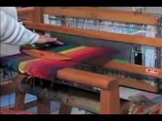 Why People Hand Weave. Here is an interview on the history and techniques behind this artistic craft. An Educational video produced by BigFishVideo.com Providing marketing, training and on-line