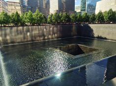Reflection pools #NeverForget