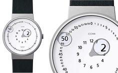今の時間を拡大する腕時計 - まとめのインテリア