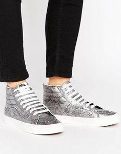 Vans UA Slim Sk8-Hi Sneaker